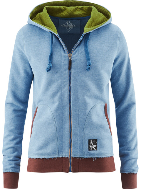 Red Chili Davo Midlayer Heren blauw
